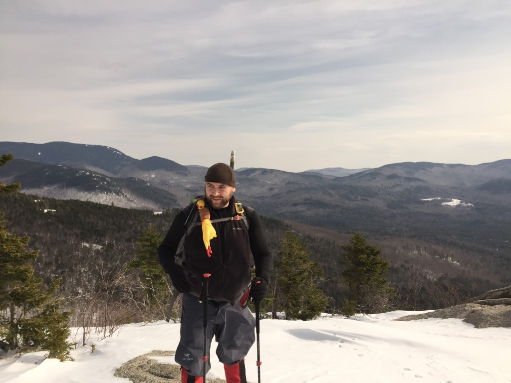 Rubber Chicken in the White Mountains