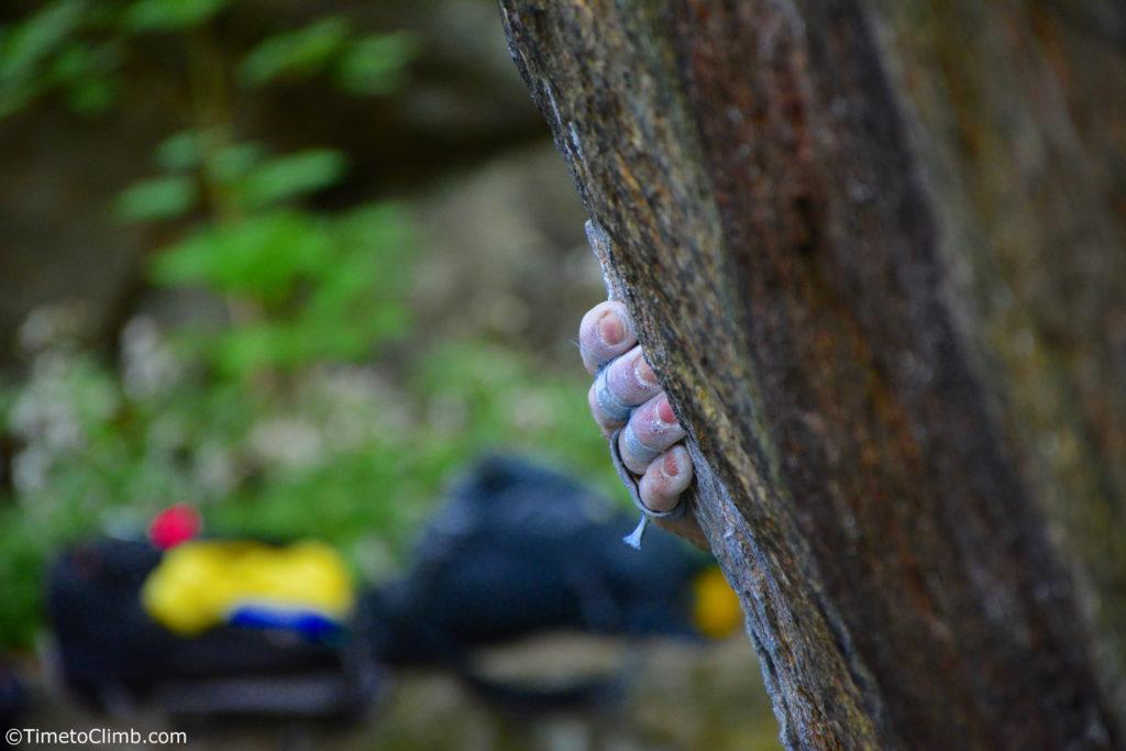 Nine corners lake rock climbing adirondacks