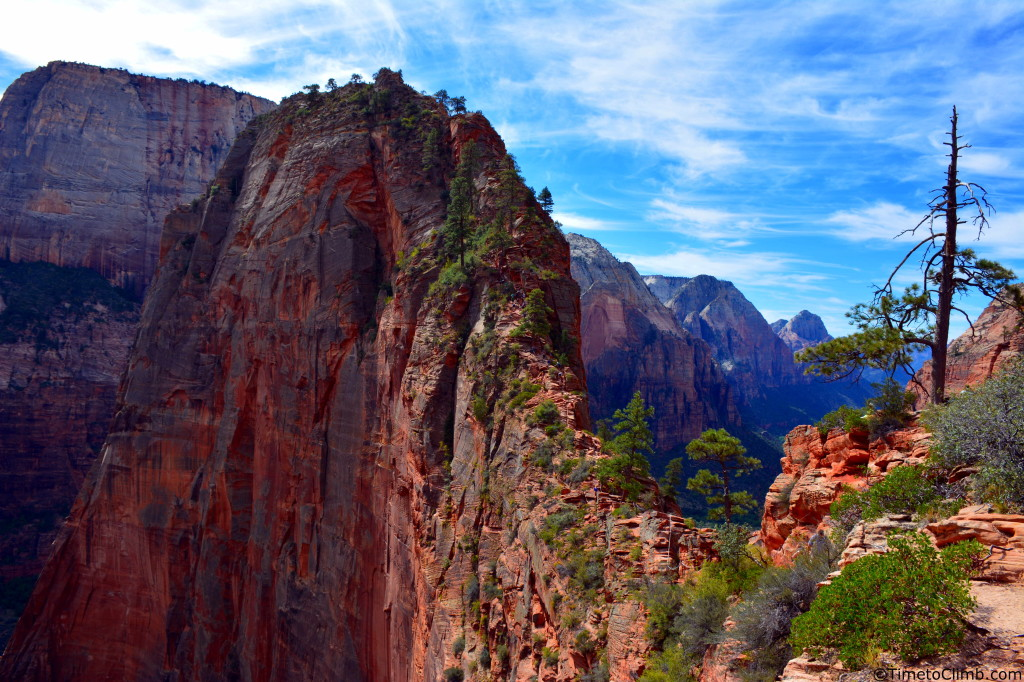 Zion National Park - Hiking Angel's Landing