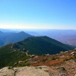 Hiking Franconia Ridge