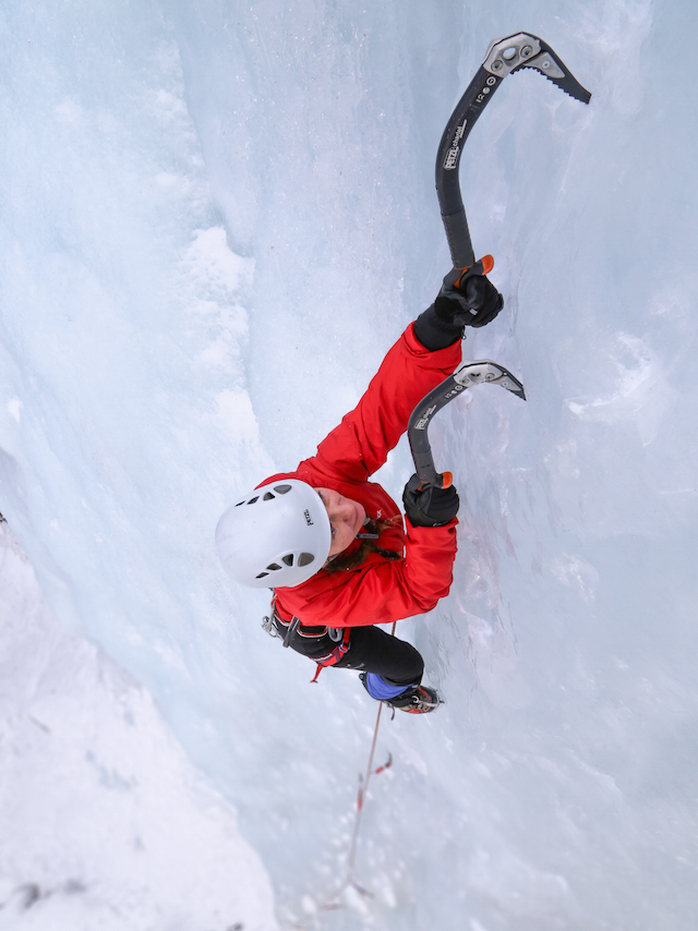 Roes - Ice Climbing