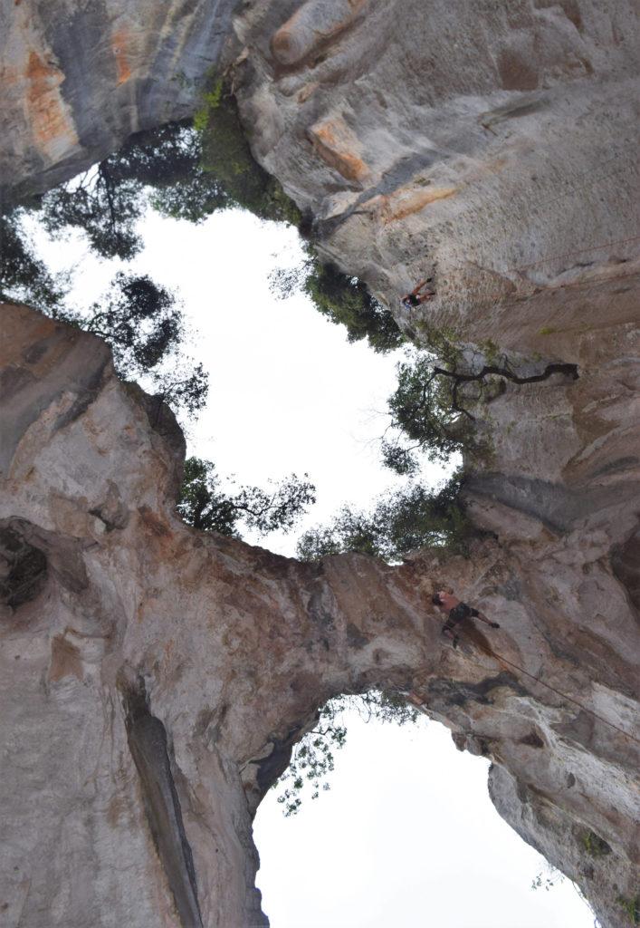 Climbing Parete Dimenticata - Finale Ligure