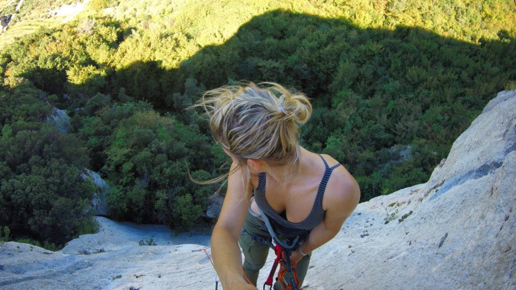 Rock Climbing in Finale Ligure Italy