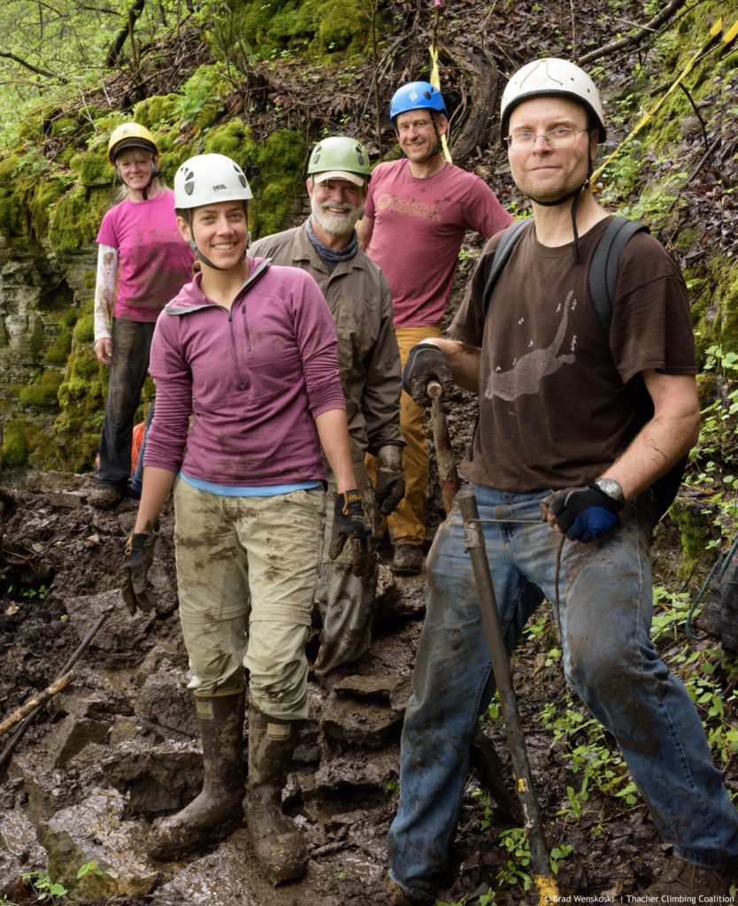 Thacher Climbing Coalition