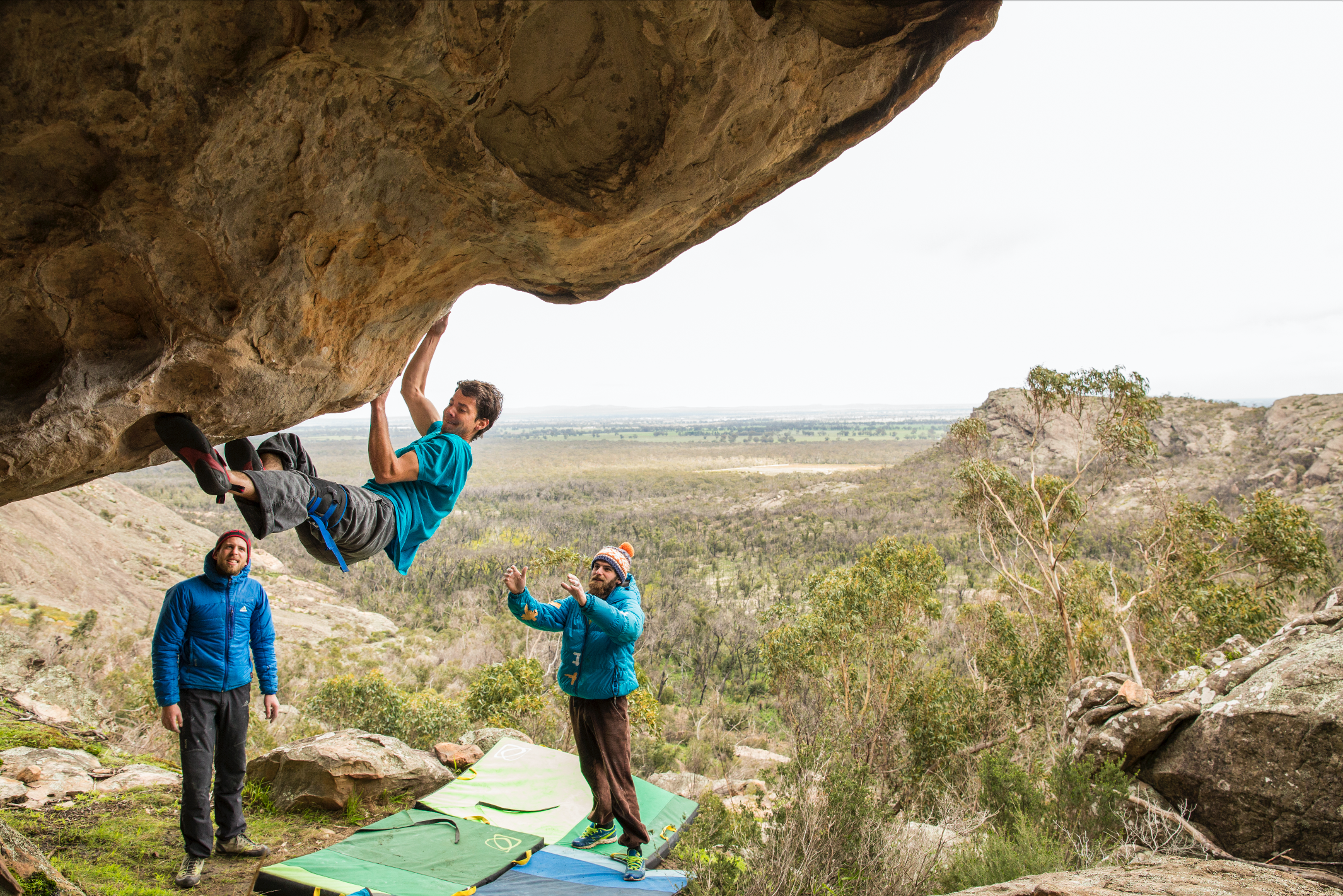 Unofficial Rules Of Outdoor Bouldering Time To Climb