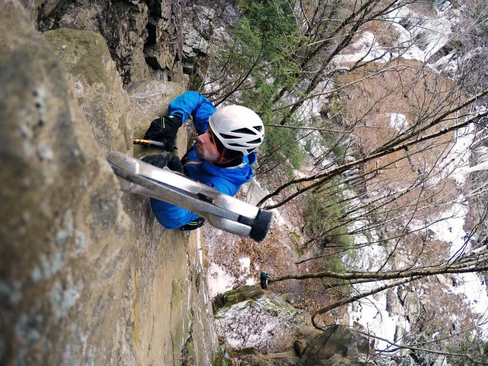 e398b5a96ef Photo by Edison Lee. Training For Ice and Mixed Climbing Series brought to  you by Furnace Industries ...