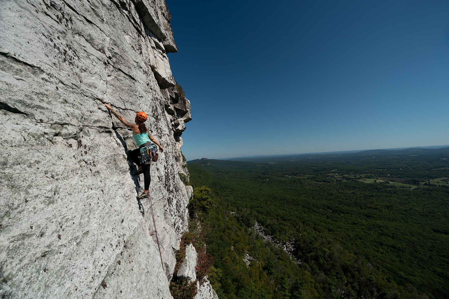 Gunks Routes - Westward Ha!